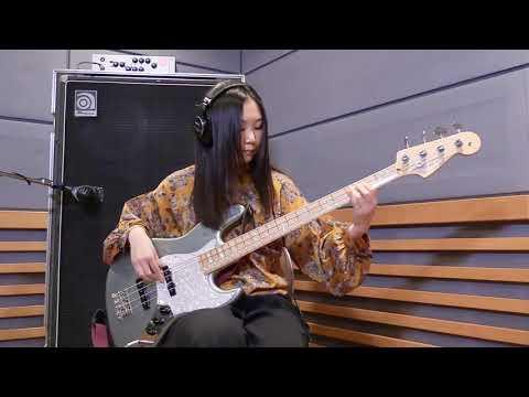 ЯeaL 『強がりLOSER』弾いてみた Fumiha(Ba/Cho)バージョン