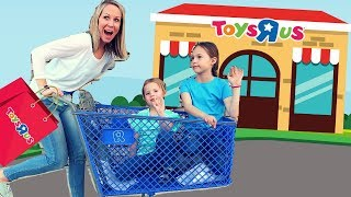 Last Toy School Field Trip to a REAL Toys R Us!