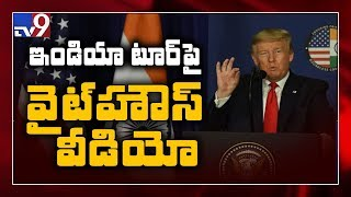 Donald Trump shares Indian tour video on twitter..