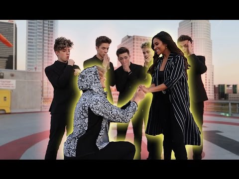 SHE SAID YES! (Feat. Shay Mitchell & Why Don't We)