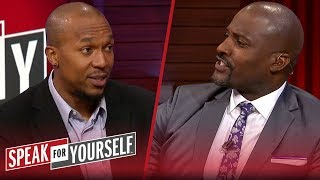 David West stops by to talk load management and Melo with the Blazers | NBA | SPEAK FOR YOURSELF