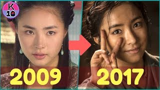 Bride of the water god Shin Se kyung EVOLUTION 2009-2017