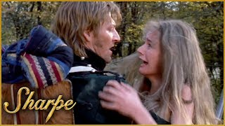 Sharpe Saves Lass | Sharpe