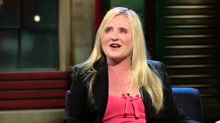 Nancy Cartwright (aka Bart Simpson) | Interview (2004) | ROVE LIVE