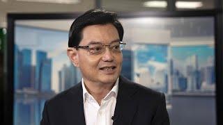 Singapore Finance Minister Heng Discusses Budget, Virus Outbreak, Economy