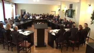III sesja Rady Gminy Dragacz kadencji 2014-2018 w dniu 27.01.2015 Tematy sesji:1. Ocena działalności