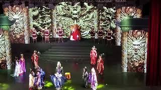 Công đồng xử án Phi Giao. Liveshow Ngọc Huyền