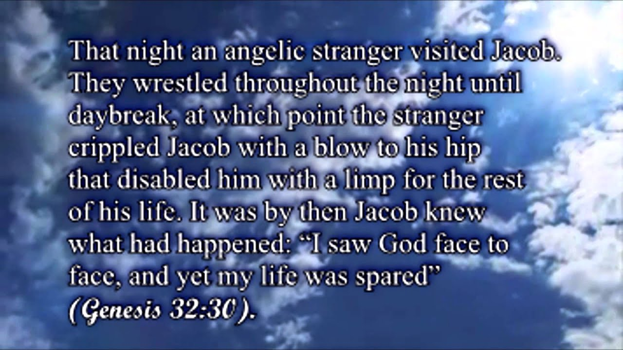 A Battle You Cannot Afford to Win – The Remarkable Story ... |Jacob Wrestles With God Meaning