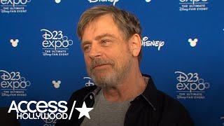 Mark Hamill On 'Star Wars: The Last Jedi': 'It's Very Different' Than 'Force Awakens'