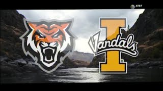 NCAAF 2019 Week 08 Idaho State vs Idaho