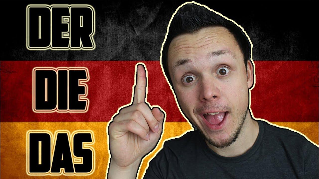 Learn German Articles   Der, Die or Das?   Grammar Lesson ...