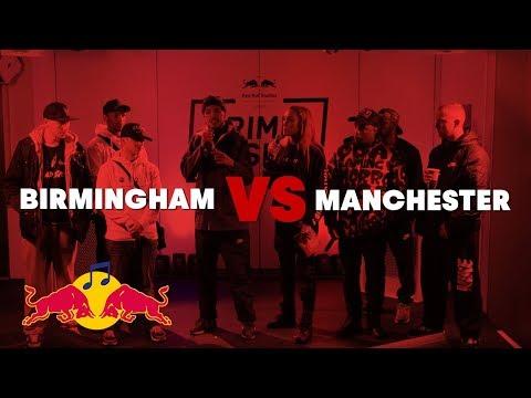 Birmingham vs Manchester | Grime-A-Side 2017: Finals