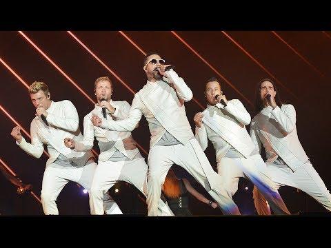 Backstreet Boys - Festival d'été de Québec 2017