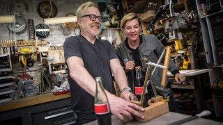 Adam Savage's One Day Builds: Overengineered Bottle Opener!