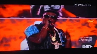 Lil Boosie Performance at the B.E.T Hip-Hop Awards