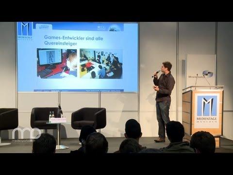 Vortrag: Traumjob Spieleentwickler? Mythen & Wahrheiten