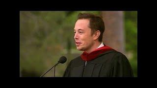 Elon Musk's Legendary Commencement Speech
