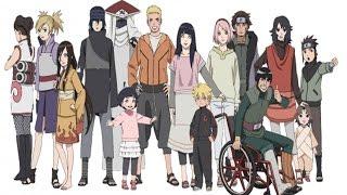Top Naruto - Sự Thay Đổi Các Nhân Vật Thời Đại Boruto | Phần 1