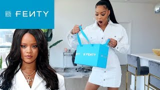Rihanna's FENTY Clothing Line... | $3,000 try-on haul