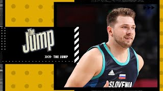 Reacting to the Argentina coach saying Luka Doncic is the best player in the world   The Jump