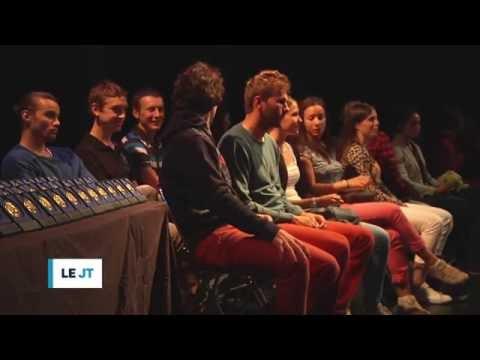 Cérémonie du sport de Haut niveau de l'Université Grenoble Alpes et de Grenoble INP