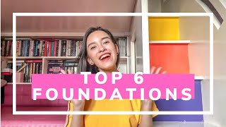 FIRST EVER VLOG + My Top 6 Favorite Foundations ❤️