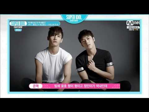 141010 Super Idol Chart - Best Maknae NO.5 TVXQ! CHANGMIN [Charismatic Maknae]