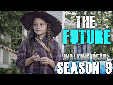 The Walking Dead Season 9 Episode 6 - The Future - New Look Pic's Preview!