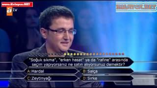Kim Milyoner Olmak İster Fatih Oflaz 23.10.2013 276. bölüm