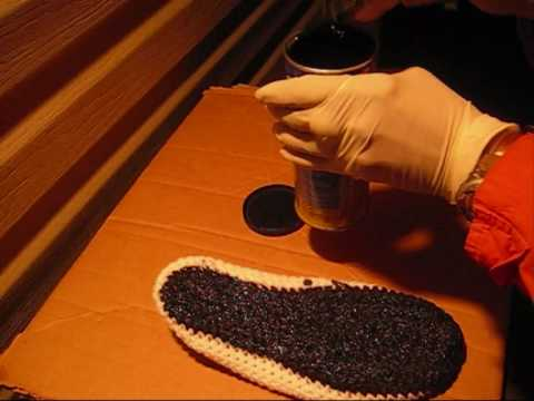Perfect Rubber Sole For Crochet Slippers Boots Whatever