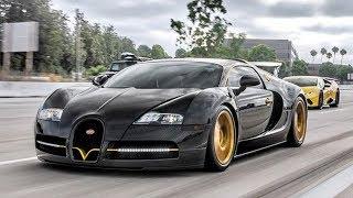 Taking my Mansory Bugatti to LA's Biggest Car Show!