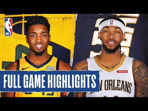 JAZZ at PELICANS | FULL GAME HIGHLIGHTS | July 30, 2020