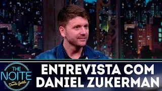 Entrevista com Daniel Zukerman | The Noite (30/08/18)