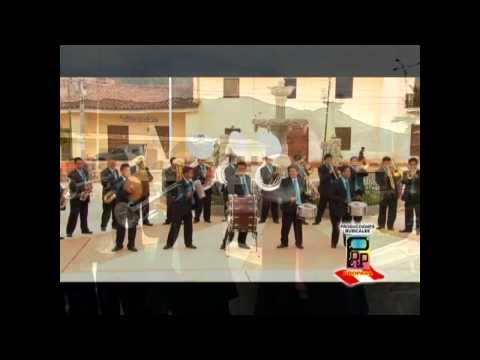 BANDA DE MUSICOS LA GRAN FAMILIA DE TOMA CARHUAZ 2012 - MERCEDINA