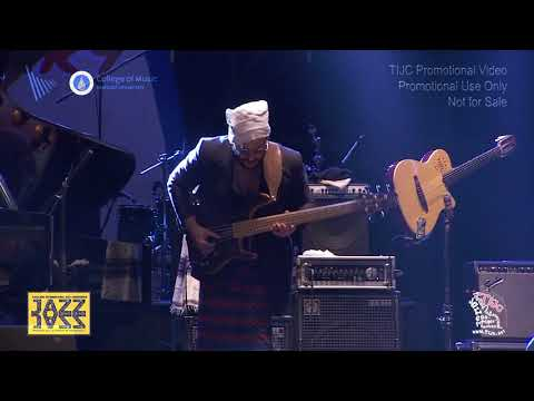 Munir Hossn | improvisation @Thailand International Jazz Conference