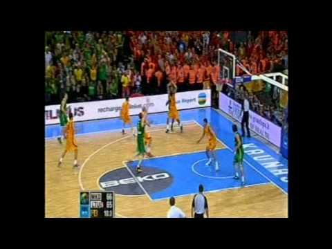 Последната минута од Македонија - Литванија