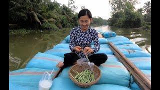 Lênh đênh sông nước - Hương vị đồng quê - Bến Tre - Miền Tây