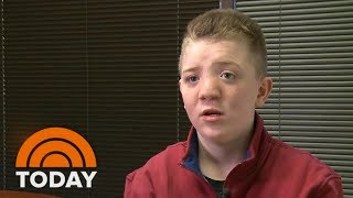 Keaton Jones, 11: I Hope My Viral Anti-Bullying Video Helps Other Kids | TODAY
