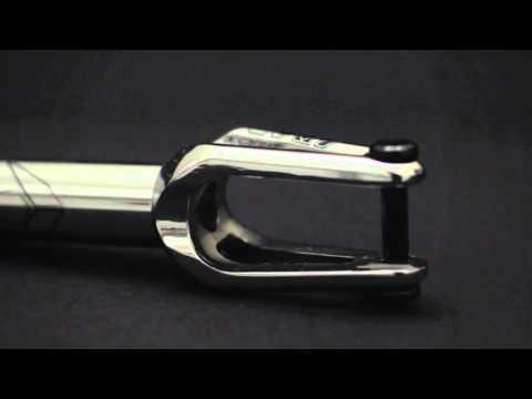 Video BLUNT Fourche SOB V3 SCS Oil slick