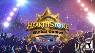 Vietnam vs Thailand – Ro48 - 2018 Hearthstone Global Games - Week 5