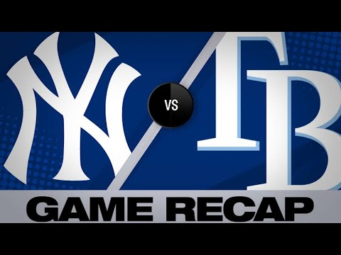 5/11/19: Diaz's 2-homer game leads Rays to big win