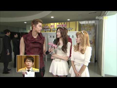 101105 SNSD Sunny & Seohyun Cut
