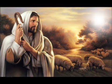 salmo 23, el señor es mi pastor