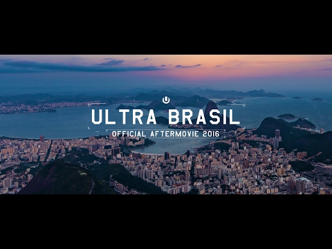 Ultra Brasil 2016 (Official 4K Aftermovie)
