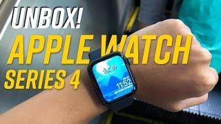 """Mở hộp Apple Watch Series 4: """"cục đen"""" 12 triệu ngang iPhone"""