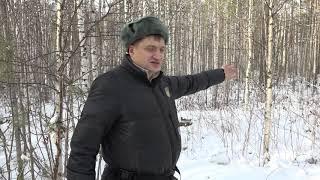 ВТарском районе представители ОНФ совместно с правоохранителями и лесоохраной вышли в рейд