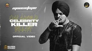 Celebrity Killer Sidhu Moose Wala