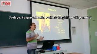 Video MyZsShbMyKc: Prelego: ĉu grava brazila verkisto inspirita de Esperanto?