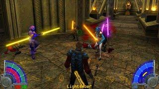 Star Wars Jedi Knight: Jedi Academy - 2020 Multiplayer - Lightsaber Duels