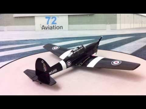 Aviation72 1:72 DeHavilland Chipmunk DHC1 WG486 Battle Of Britain Memorial Flight